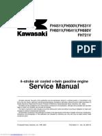 Kawasaki FH451V-FH721V 2000 Service Manual