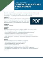 Adex - Almacenes e Inventarios