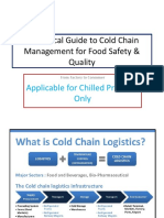 A Practical Guide to Cold Chain Management for FSQ