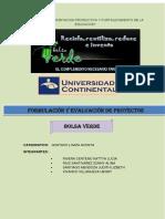 Bolsos Con Materiales Reciclables - Formulación de Proyectos 1