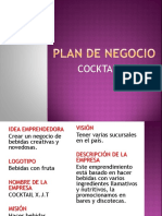 Plan de Negocio Cocktail x.j.t