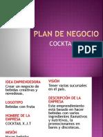 Plan de Negocio Cocktail x.j.t
