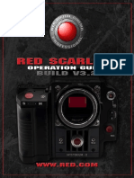 Scarlet Operation Guide v3.2 Rev-A1