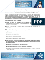 Evidencia 10 Pasos Lista de Verificacion Requerimientos Legales Del Negocio Online
