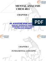 Chapter 1 4811 Fund Concepts