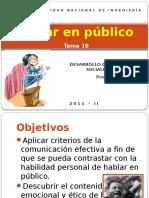 HABLAR EN PUBLICO 2011 DOS.pptx