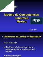 Competencias Profesionales Enfoques Modelos Debate Cidec
