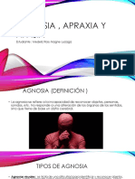 Agnosia , Apraxia y Afasia
