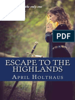 April Holthaus - The MacKinnon - Escape to the Highlands