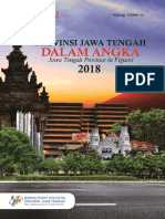 Provinsi Jawa Tengah Dalam Angka 2018