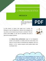 Dilemas o Problemas de Etica
