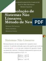 Métodos Numéricos - Método de Newton