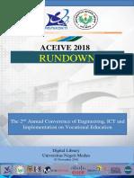 Rundown Seminar Aceive