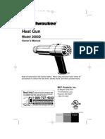 Heat Gun Manual