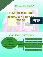 Control Interno Funcionarios