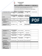 Daily Lesson Log DLL Sample