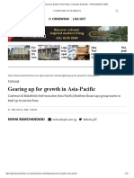 Gearing Up for Growth in Asia-Pacific, Companies & Markets - The BUSINESS TIMES