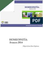 Foro Homeopatia 2014