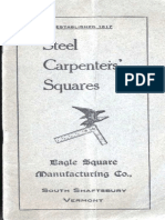 Eagle Carpenters Squares
