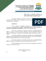 09-2018 - Calendário Acadêmico UFT 2018