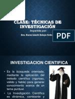 Clase UNAH Tecnicas de Investigacion Modulo 1 [Autoguardado]