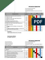 Program Semester I