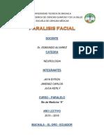 Parálisis Facial de Bell