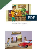 Jugos de Frutas Frescas - Caso