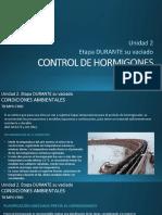 203 Control Hormigones
