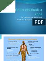 Complicatiile obezitatii la copil.pptx
