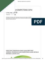 PEMETAAN KOMPETENSI GPAI ONLINE 2018.pdf