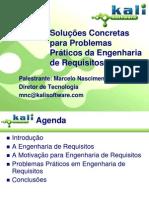 Marcelo Costa - Engenharia de Requisitos