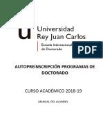 Manual Alumno Doctorado
