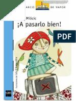 A Pasarlo Bien 1 PDF