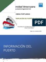 Ampliacion de Puertos de Veracruz .pptx
