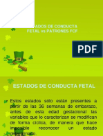 Estados de Conducta Fetal