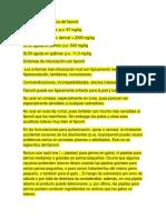Toxicidad y Tolerancia Del Fipronil