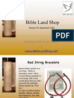 BIBLE LAND SHOP - THE ULTIMATE DESTINATION FOR SPIRITUAL GIFTS