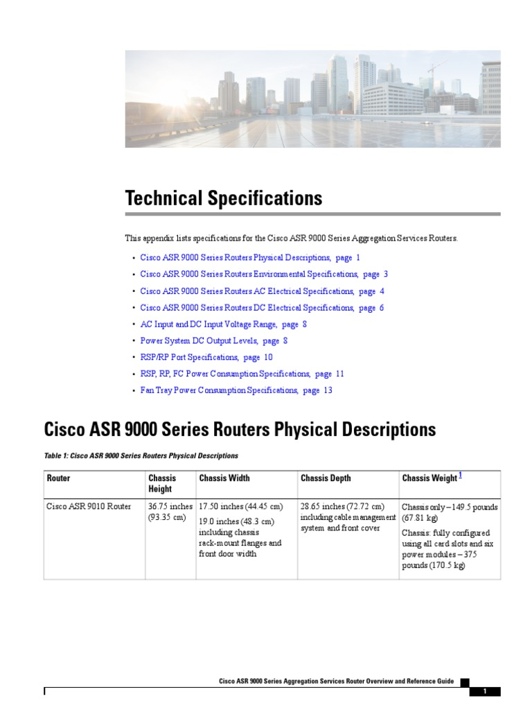 b Asr9k Hardware Installation Guide Chapter 011 | Mains