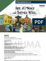 Felipe El Musico de Barrios EMILIMA SA