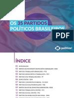 partidos brasileiros