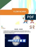 Flow Acara Update