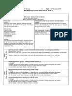 english lesson plan 3 w self reflection