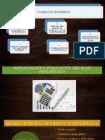Implantación y Evaluación Del Plan Estratégico