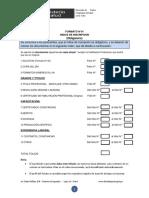 Formulario Para Concurso a Imprimir
