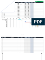 IC Project Timeline Template 8869