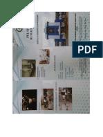Leaflet Informasi Layanan