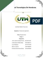 Proyecto Final Tecnicas de Negocion 2...