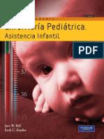 Enfermería Pedíatrica