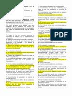 Binder Total Test derecho mercantil II